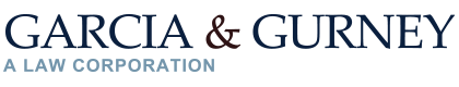 Garcia & Gurney A Law Corporation Header Logo